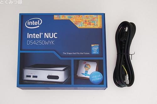 Diginnos Mini NUC-W5 箱
