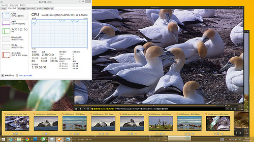 Diginnos Mini NUC-W5 CPU使用率100%