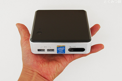 Diginnos Mini NUC-W5 ドスパラ