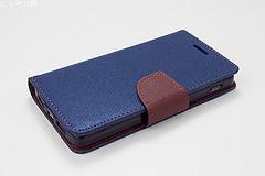 Nexus5用ケース 〜カードも収納できるタイプ