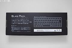 箱(裏)センチュリー BLACK PAWN 赤軸