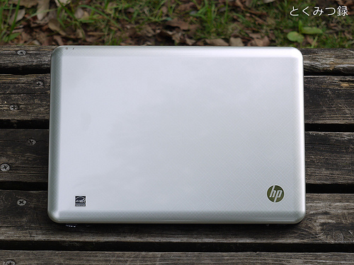 HP Pavilion Notebook PC dm1a