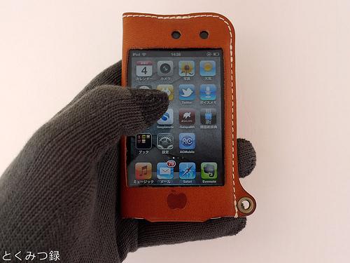スマートタッチグローブ 手袋