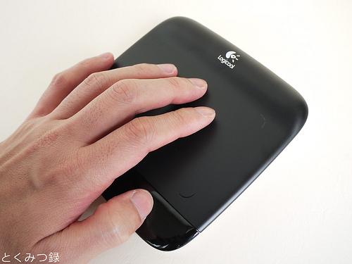 LOGICOOL ワイヤレスタッチパッド unifying対応 TP500