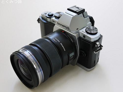 『OM-D E-M5』レンズセット