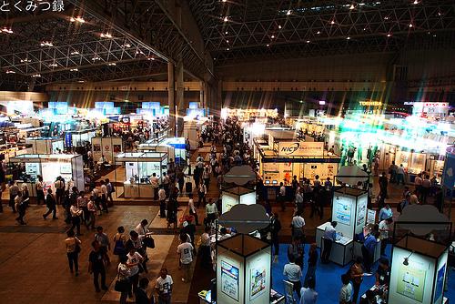 CEATEC JAPAN 2012