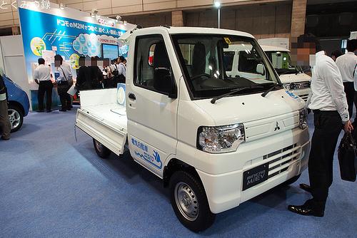 三菱自動車 MiEVトラック