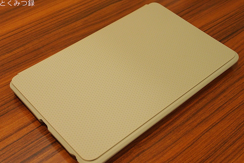 ASUSTEK �ڽ����� Nexus 7�� TRAVEL COVER