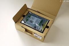 WD Green 3.5inch IntelliPower 2.0TB 64MBキャッシュ SATA3.0 WD20EZRX