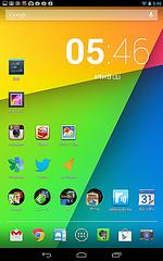 Nexus7(2013) Screenshot