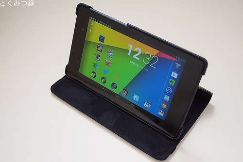 Nexus7(2013)用カバー