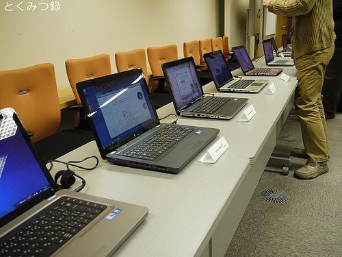 日本HP 2011年1月11日 内覧会
